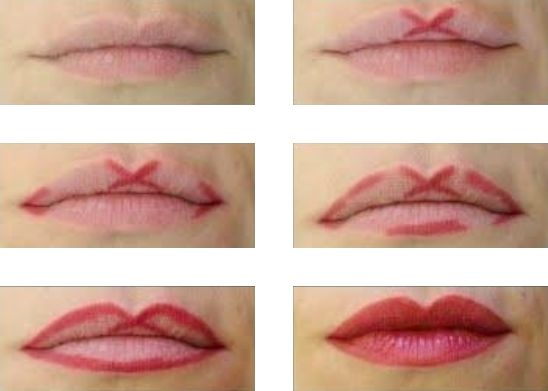 Семь трюков, как сделать губы идеальными - Я Покупаю