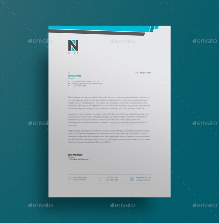 Best  Letterhead Template Word Ideas Only On