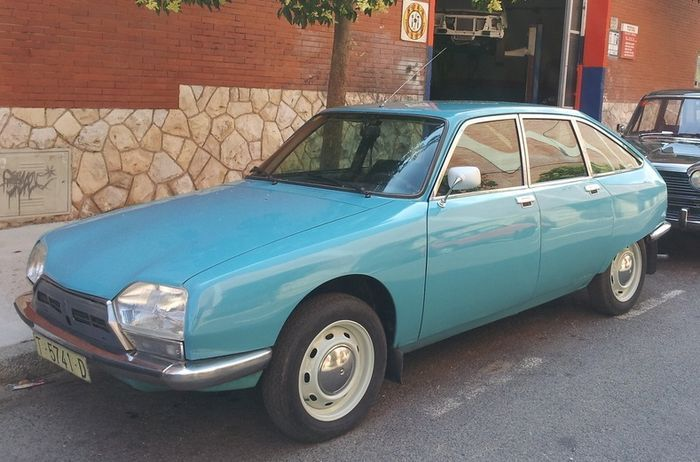 Citroën - GS Club - 1977 - Catawiki