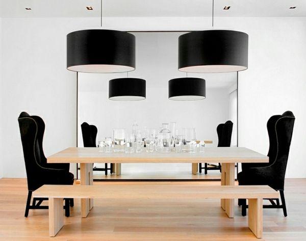 ber ideen zu h ngelampe esstisch auf pinterest. Black Bedroom Furniture Sets. Home Design Ideas