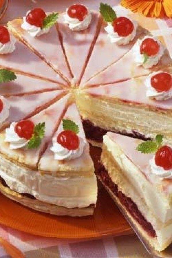 Bild Der Frau Das Große Backen Rezepte Kuchen Und Torten Torten Rezepte