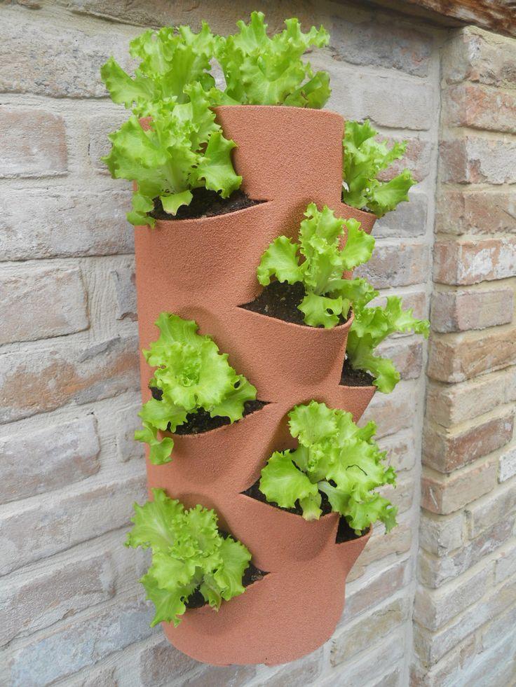 ALTERA - orto verticale da parete : Accessori casa di marsili-fioriere