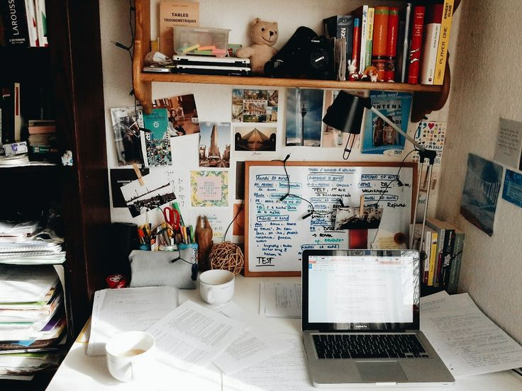 source: pinterest - Amy's Studyblr +