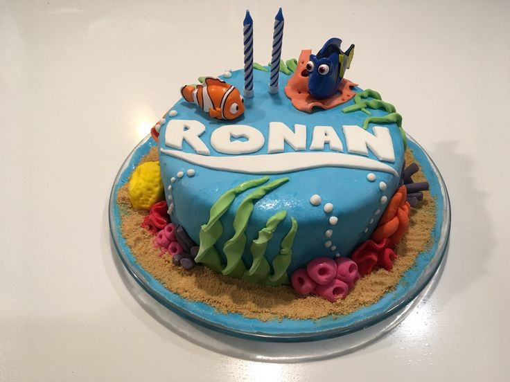Best 25 Finding nemo cake ideas on Pinterest Nemo cake Dory