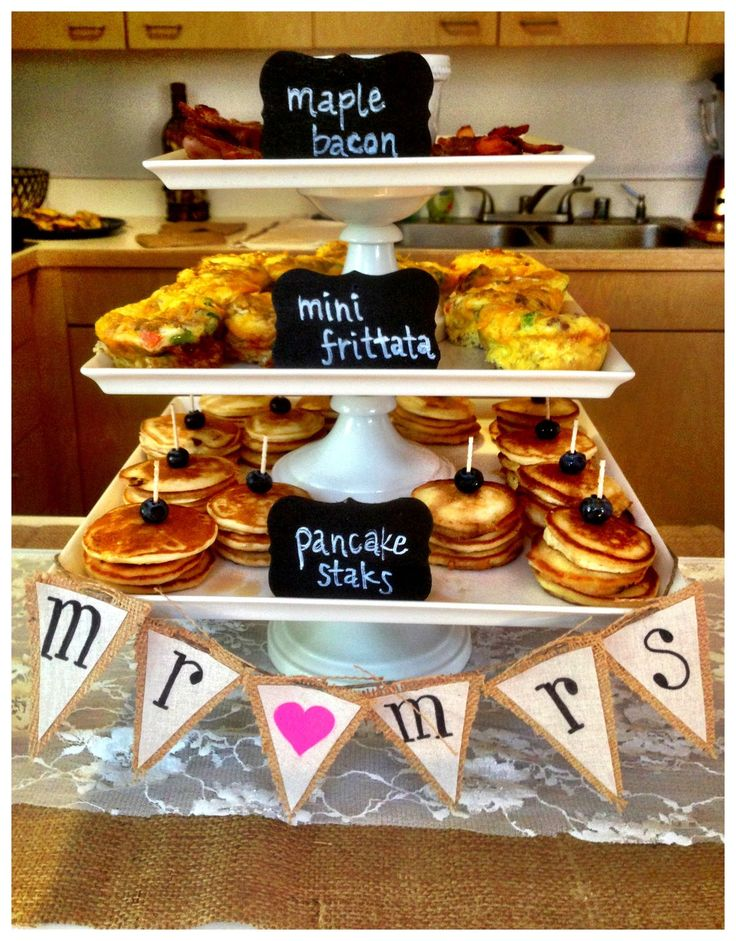 1000 Ideas About Bridal Shower Foods On Pinterest