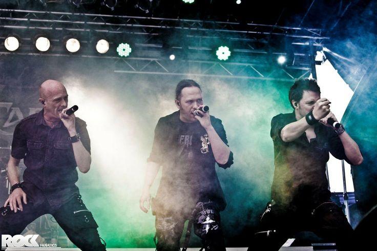 Van Canto – Castle Rock 2011 von Jens Arndt