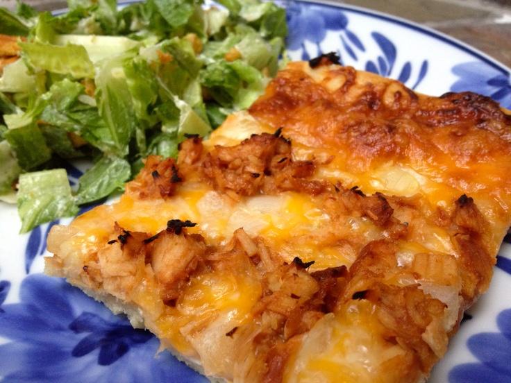 BBQ Leftover Turkey Pizza Recipes — Dishmaps