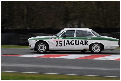 Jaguar XJ6 S1