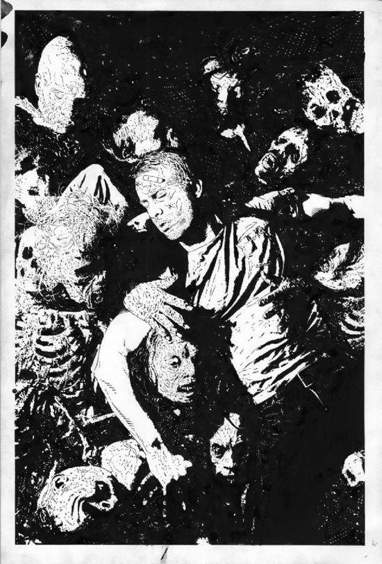 Criminal Macabre - ©Tim Bradstreet