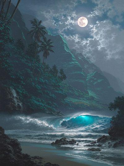"""Midnight Interlude"" by Roy Tabora"