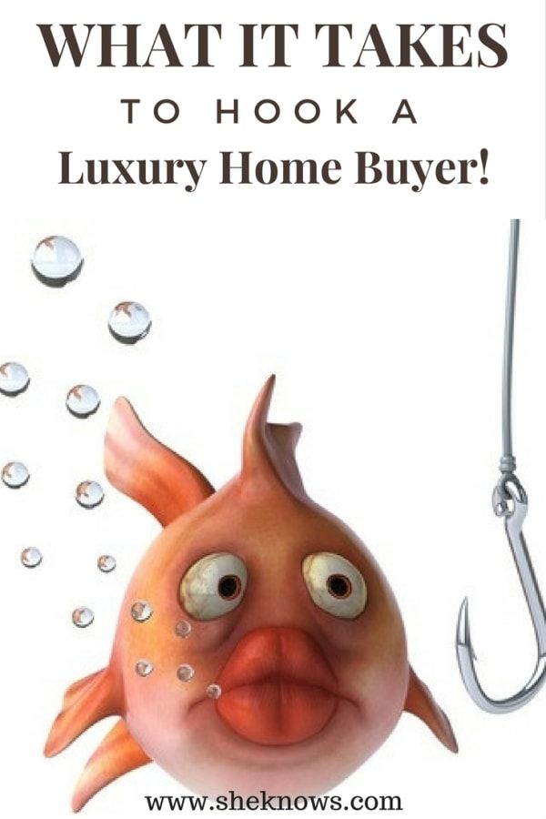 What Does It Take to Sell a Luxury Home? See Some Great Tips For Selling Luxury Real Estate: http://www.sheknows.com/community/home/what-it-takes-hook-luxury-home-buyer