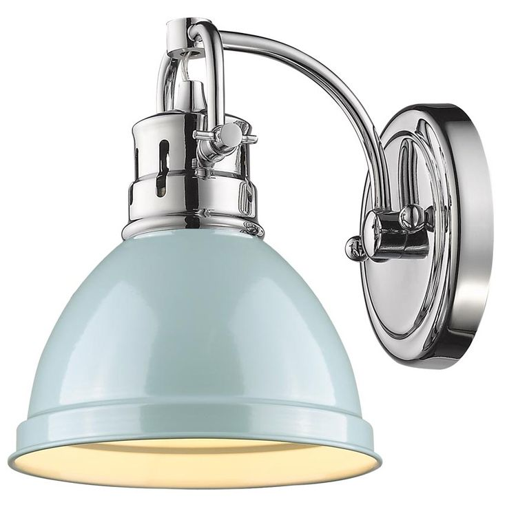 The Duncan Bathroom Vanity Light features a simple, classic silhouette that…