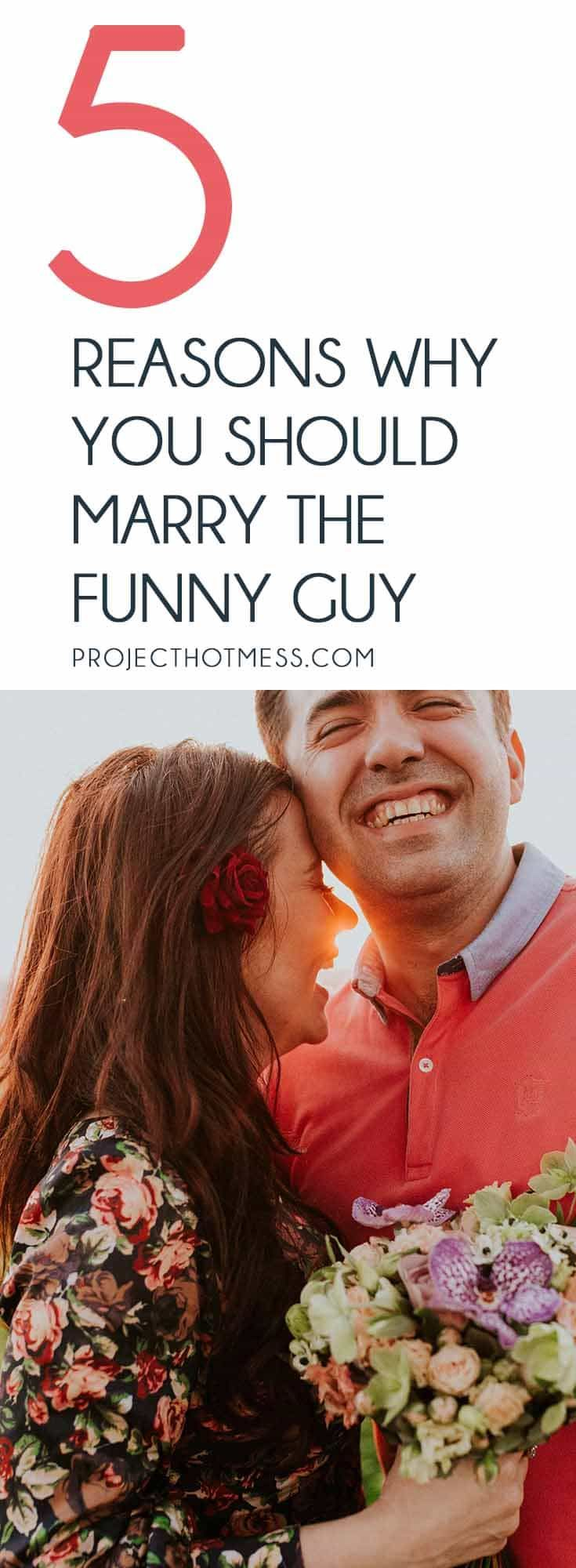 Our mothers may argue that we need to marry the rich guy or the kind guy, but if you want a lasting marriage, you should definitely marry the funny guy.    Relationships | Marriage | Partner | Marriage Advice | Marriage Goals | In Love | Love | Marriage Problems | Spice Up Your Marriage | Marriage Ideas | Happy Marriage | Relationship Goals | Relationship Advice | Relationship Tips |  via @project_hotmess