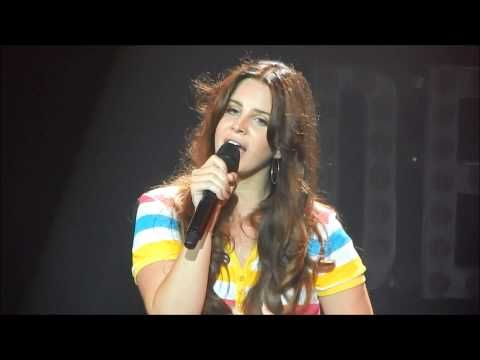 Lana Del Rey - Serial Killer [Live HD] - (First Time Live) - 2015 The Endless Summer Tour - YouTube
