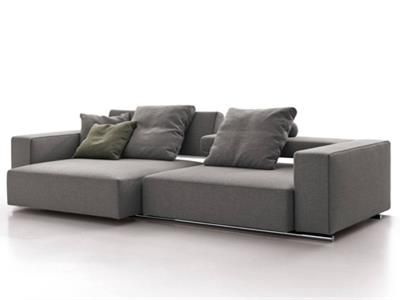 Andy'13 Sofa by Paolo Piva for B&B Italia