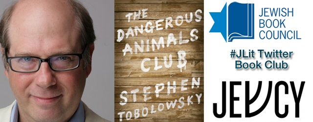 Join JBC and Jewcy's #JLit Twitter Book Club with Stephen Tobolowsky on March 21st at 1:30PM EST.