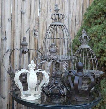 Decorative Crowns www.crownchic.com