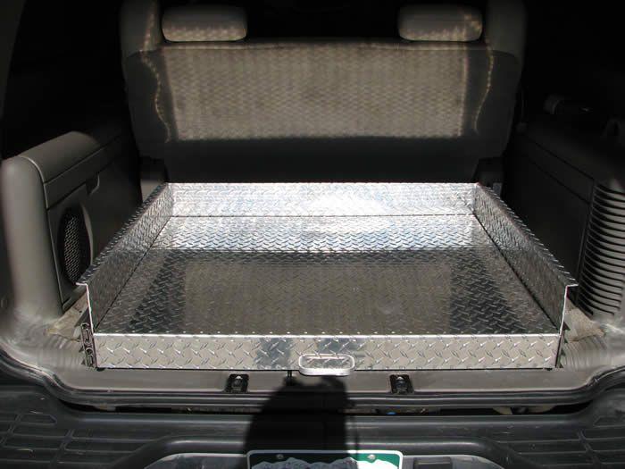 Truck Bed Slide SUV