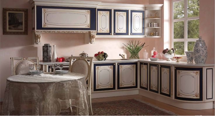 кухня - элитные кухни - Кухни - в Краснодаре - Салон мебели Евростиль-м