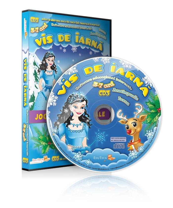 Iarna - CD3: Vis de iarnă