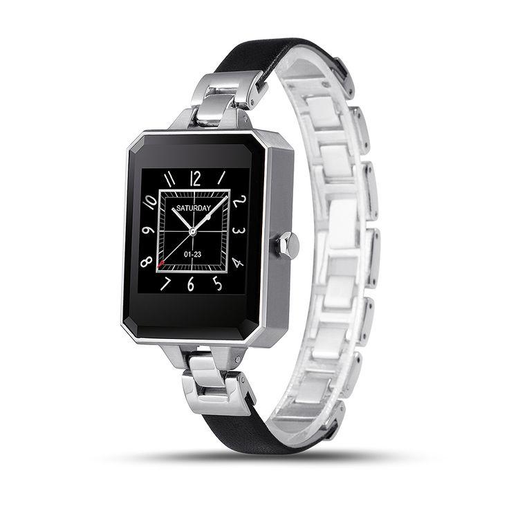 Heißer verkauf! 2016 luxus MF08 Smart Uhr Wirst Bluetooth Smartwatch für Weibliche Frauen Antilost Pulsmesser für Apple IOS Und //Price: $US $99.39 & FREE Shipping //     #clknetwork