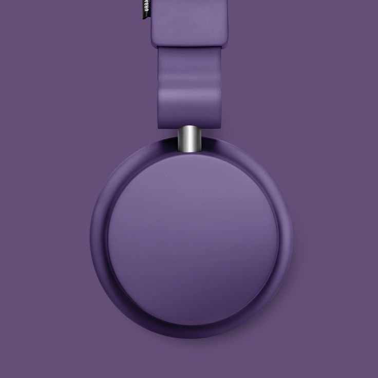 Urbanears Zinken Headphones in Lilac
