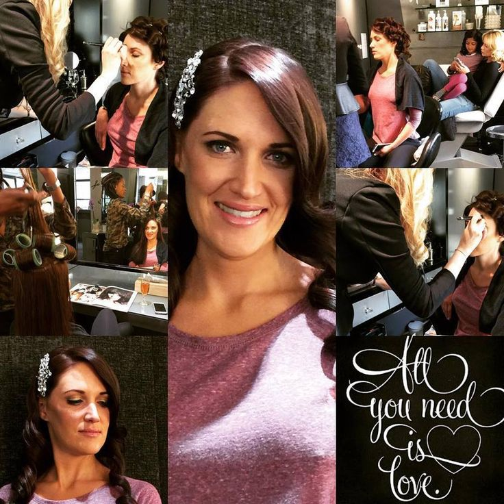 The bride,Alecia looked absolutely beautiful for her wedding. Hair by Carmel and makeup by Jodi at Midori. We wish Alecia all the best for her special day from Midori.
