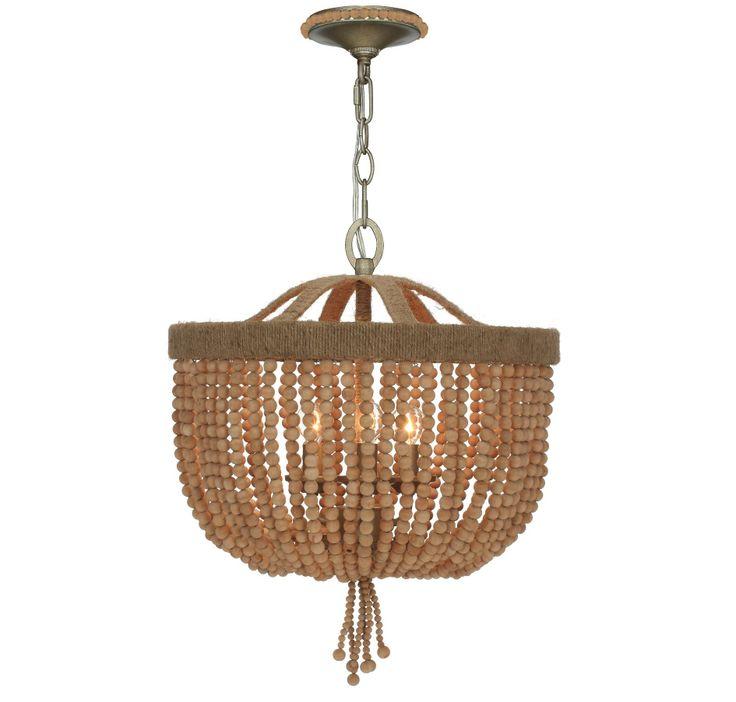 crystorama eva 3light chandelier in burnished silver - Crystorama