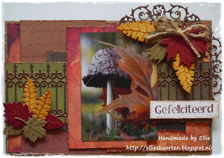 25 beste idee n over herfst kaarten op pinterest - Ideeen inzendingen ...