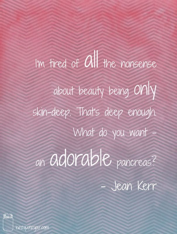 Jean Kerr Quotes - The Best Quotes Jar