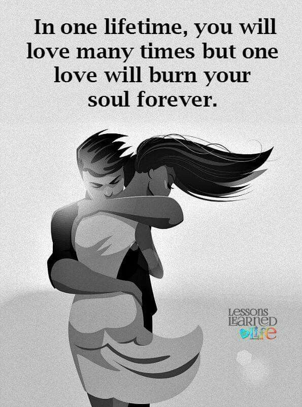 Truth....true love never dies