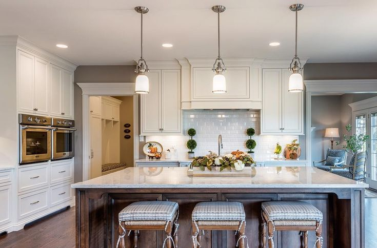 Home is where the Thermador  is. #kitchendesign #traditions