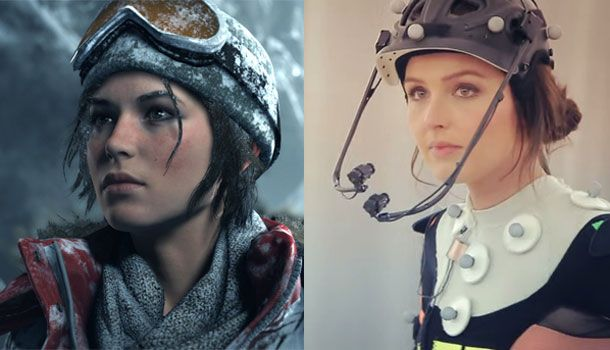 Camilla Luddington On Playing Lara Croft And The Difficulties Of Pretending To Drown - Features - www.GameInformer.com