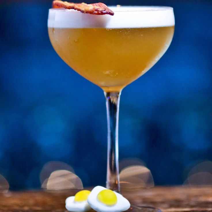 """The """"Bacon & Egg Martini"""" from London Cocktail Club is actually delicious.  Try it here: http://www.timeout.com/london/food-drink/seven-must-try-cocktails-in-london"""