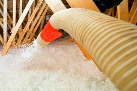 How to Remove Loose Fill Attic Insulation | DoItYourself.com
