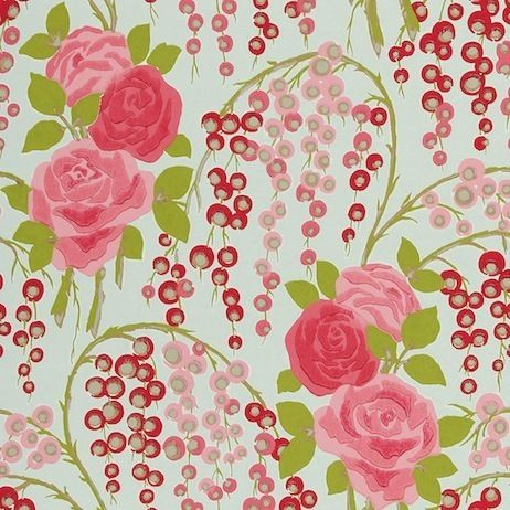 Iola Rose 75023 - Wallpaper