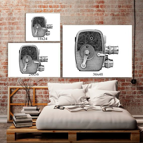 Best 25 hipster room decor ideas on pinterest hipster - Camera industrial chic ...