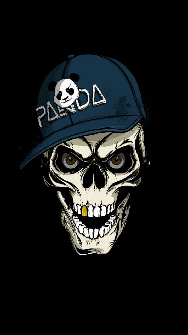 Amoled Wallpapers Skull Wallpaper Skull Art Tattoo Art