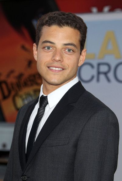 Rami Malek. Saw him in Twilight Breaking Dawn Part 2 and thought he was awesome. Hope he gets bigger roles soon.