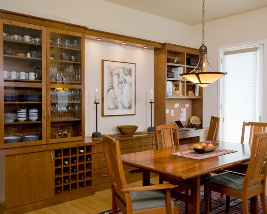 Marvellous Dining Room Wall Unit Pictures - Best Inspiration Home