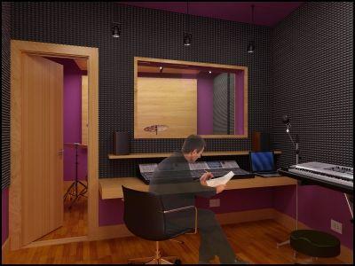 Stüdyo Ses Yalıtımı - http://www.sesizolasyonu.com.tr/studyo-ses-yalitimi  #sesyalıtımı #akustiksünger #sesizolasyonu