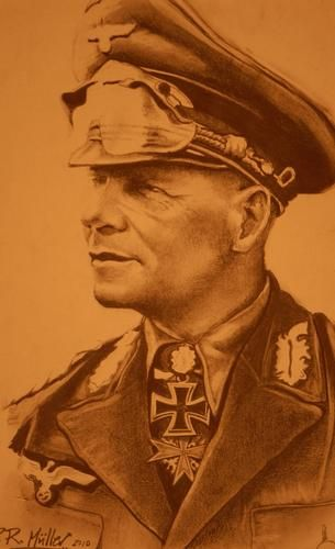 erwin rommel leadership Erwin rommel, used superior armor and guns to defeat the ii corps  and  supremely confident in his leadership and strategic abilities.
