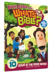 Kids in the Word Review: What's in the Bible? Vol 10 - Plus enter to win a copy! At ThePelsers.com