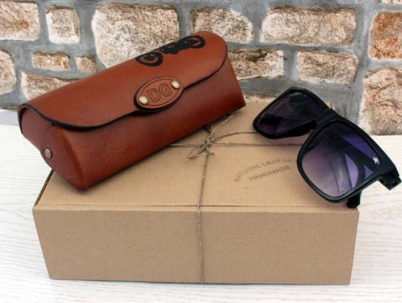 Monogram Sunglasses Glasses Case Motorcycle Enduro Chopper