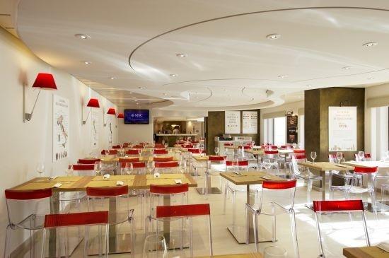 #MSCPreziosa - #Eataly Restautant, Italian restaurant