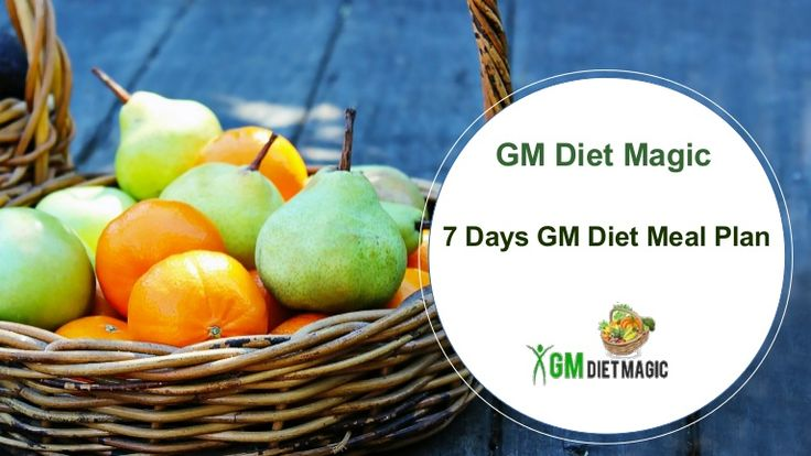 Follow our seven days diet plan and loose your extra kilos naturally.