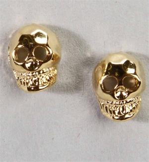 Yes.: Sassy Skulls, Birthday, Skull Earrings, Diy Fashion, Stud Earrings, Pretty Things, Things Skulls, Skull Outfits