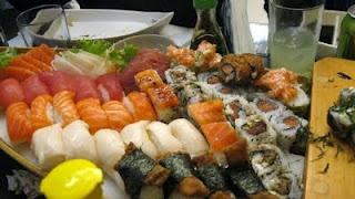 @Flying sushi