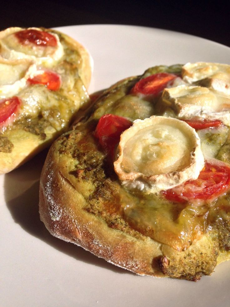 Goats Cheese, Pesto and Tomato Tart www.theglasgowscullery.com