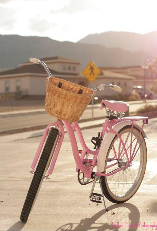sweet stuff: pink schwinn - Squeesome! Designs